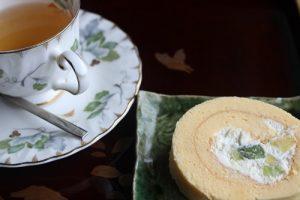 米粉ケーキなどは、JA農産物直売所きんさい市場黒川店で販売する
